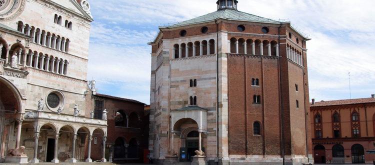 Il Battistero Cremona