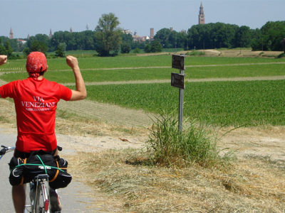 In Bicicletta Lungo il Fiume Po