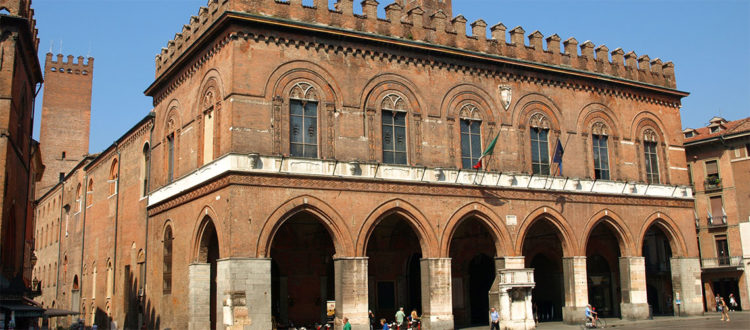 Palazzo del Comune Cremona